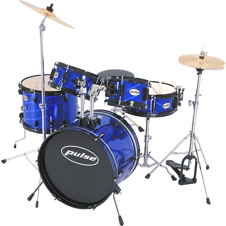 Pulse junior drum set
