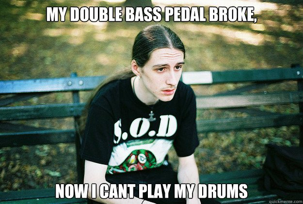 This image has an empty alt attribute; its file name is broken-double-bass-pedal.jpg